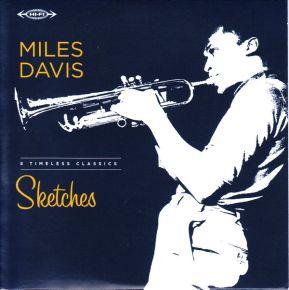 Sketches - LP + CD (RSD 2021 Blå Vinyl) / Miles Davis  / 2021