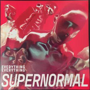 "Supernormal - 10"" Vinyl (RSD 2021 Splatter Vinyl) / Everything Everything / 2021"