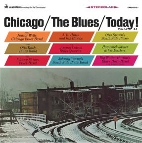 Chicago/The Blues/Today! - 3LP (RSD 2021) / Various Artists / 1984/2021