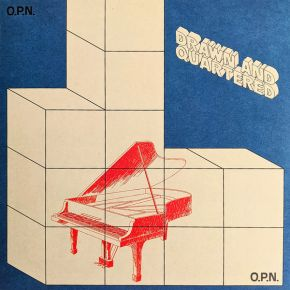 Drawn And Quartered - LP (RSD 2021 Farvet vinyl) / Oneohtrix Point Never / 2013/2021