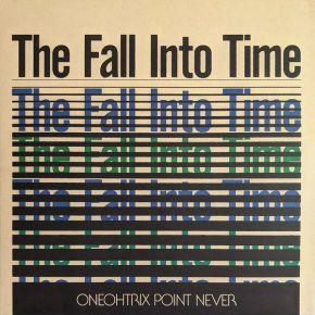 The Fall Into Time - LP (RSD 2021 Farvet vinyl) / Oneohtrix Point Never / 2013/2021