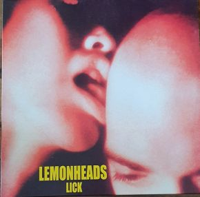 Lick - LP (RSD 2021 Gul Vinyl)  / Lemonheads / 1989/2021