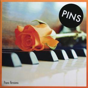Piano Versions - LP (RSD 2021 Orange Splatter Vinyl) / Pins / 2021