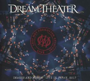 Lost Not Forgotten Archives: Images And Words - Live In Japan, 2017 - CD / Dream Theater / 2021