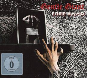 Free Hand - CD+DVD / Gentle Giant / 2021