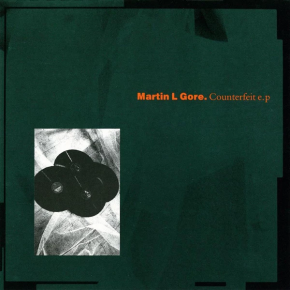 """Counterfeit - 12"""" EP / Martin L. Gore / 1989/2021"""