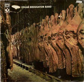 The Edgar Broughton Band - LP / The Edgar Broughton Band / 1977