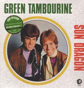 Green Tambourine - LP (RSD 2021 Gennemsigtig Grøn Vinyl) / Sun Dragon / 1968 / 2021