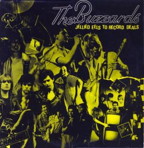 Jellied Eels To Record Deals - LP / The Buzzards / 1979
