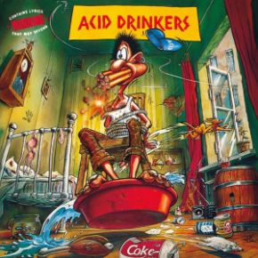 Are You A Rebel - LP / Acid Drinkers  / 1990