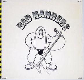 Ska 'N' B - LP / Bad Manners / 1980
