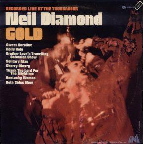 Gold - LP / Neil Diamond / 1970