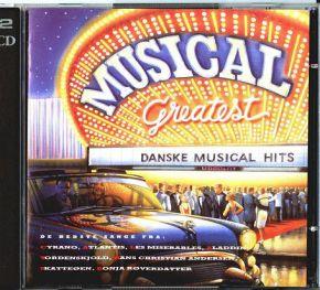 Musical Greatest - Danske Musical Hits - 2CD / Various / 1995