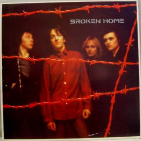 Broken Home - LP / Broken Home / 1980