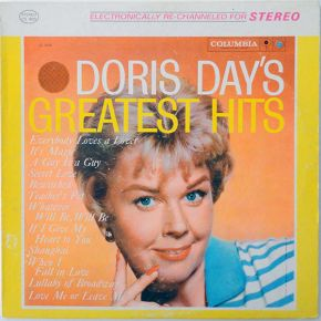 Doris Day's Greatest Hits - LP / Doris Day / 1962