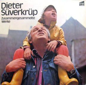 Zusammengesammelte Werke - LP / Dieter Süverkrüp