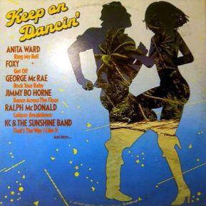 Keep On Dancin' - LP / Various / 1981