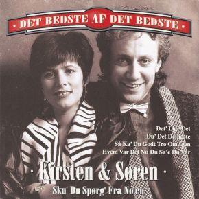 Sku' Du Spørg' Fra No'en - CD / Kirsten & Søren  / 1998