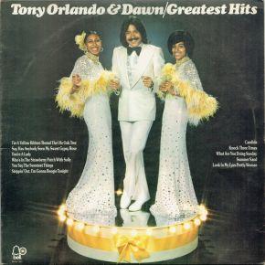 Tony Orlando & Dawn – Greatest Hits - LP / Tony Orlando & Dawn  / 1976