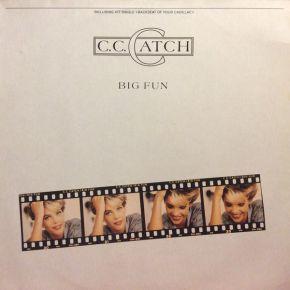 Big Fun - LP / C.C. Catch / 1988