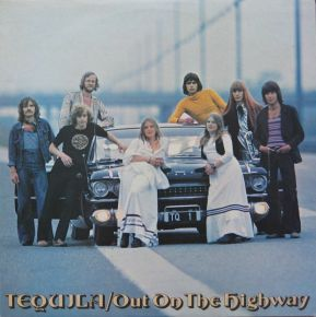 Out On The Highway - LP / Tequila / 1975