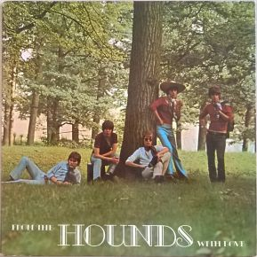 From The Hounds With Love - LP / The Hounds / 1967