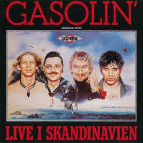 Gøglernes Aften - Live I Skandinavien - CD / Gasolin' / 1989