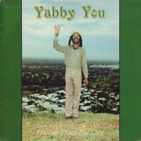 Fleeing From The City - LP / Yabby You / 1985