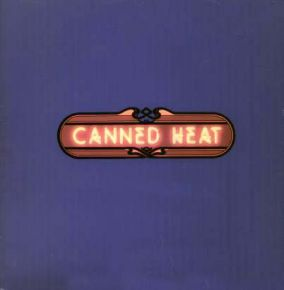 Human Condition - LP / Canned Heat  / 1978