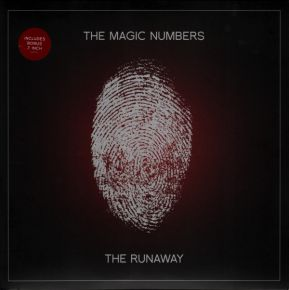 """The Runaway - LP + """"7 / The Magic Numbers / 2010"""
