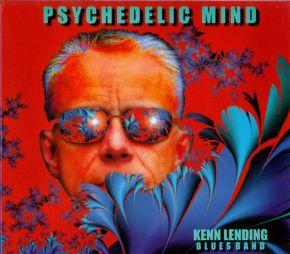 Psychedelic Mind - CD / Kenn Lending Blues Band / 2001