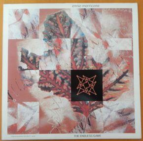 The Endless Game - LP / Ennio Morricone  / 1989