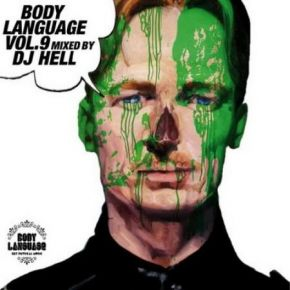 "Body Language Vol. 9 - 2x12"" Vinyl / DJ Hell / 2010"