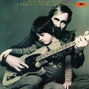 A Street Called - LP / Roy Buchanan ‎ / 1976