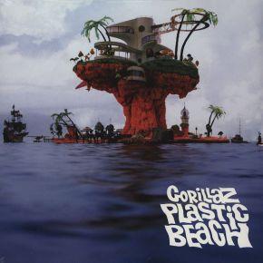 Plastic Beach - 2LP / Gorillaz / 2010 / Genoptryk