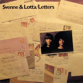 Letters - LP / Svenne & Lotta / 1976