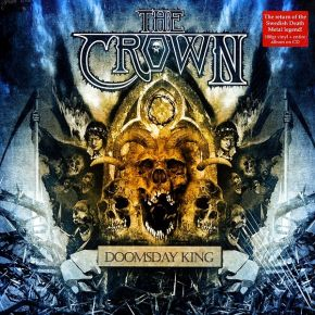 Doomsday King - LP+CD / The Crown / 2010