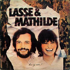 Her og nær! - LP / Lasse & Mathilde / 1978