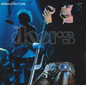Absolutely Live - 2LP (RSD 2017 Black Friday Blå Vinyl) / The Doors / 1970 / 2017