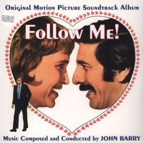 Follow Me - LP (Klar vinyl) / Soundtrack | John Barry / 2008