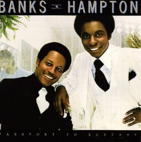 Passport To Ecstasy - LP / Banks & Hampton  / 1977