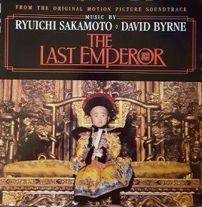 """The Last Emperor - 12"""" Vinyl / Ryuichi Sakamoto / David Byrne / 1987"""