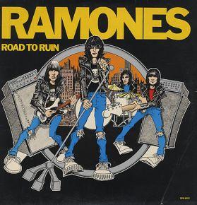 Road to Ruin - LP (Yellow) / Ramones / 1978