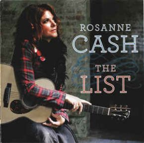 The List - CD / Roseanne Cash / 2009