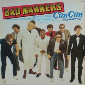 Can Can - LP / Bad Manners  / 1984
