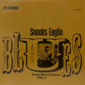 Blues From New Orleans Vol. 1 - LP / Snooks Eaglin
