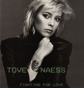 Fighting For Love - LP / Tove Naess / 1985