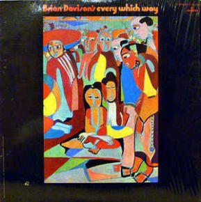 Brian Davison's Every Which Way - LP / Brian Davison's Every Which Way / 1970