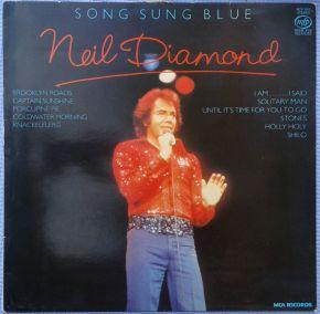 Song Sung Blue - LP / Neil Diamond / 1982