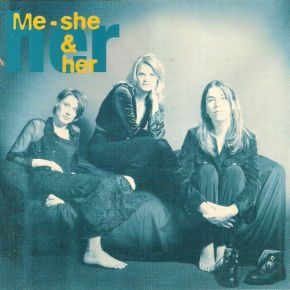 Best Times - CD / Me - She & Her / 1995